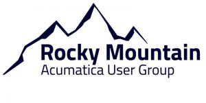 Rocky Mountain Acumatica User Group - August 23rd Event
