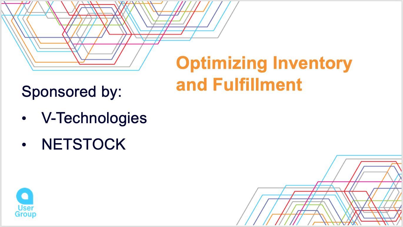 Optimizing Inventory and Fulfillment