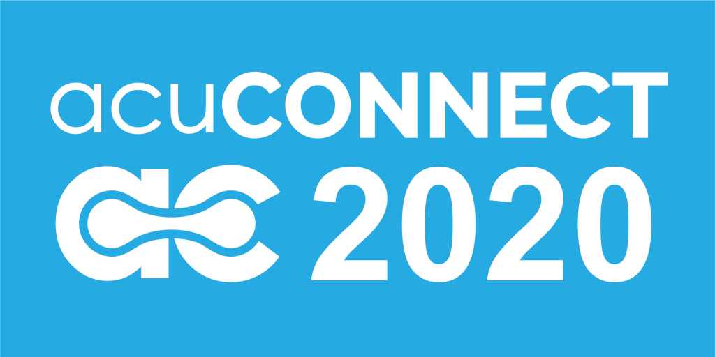 acuCONNECT 2020